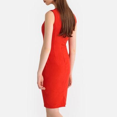 becb79429b6386 Aansluitende jurk zonder mouwen LA REDOUTE COLLECTIONS