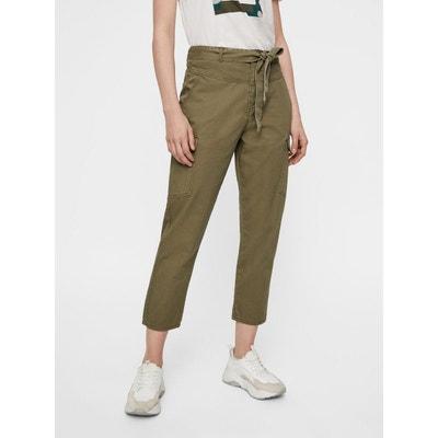 Femme Cargo La Redoute Pantalon Cargo Pantalon tHHqE