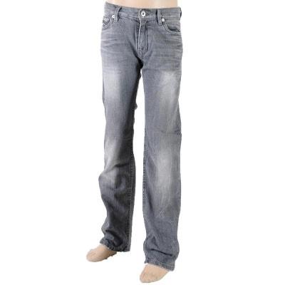 61fe3aeddcc Jeans Enfant 5 Albor Gris KAPORAL 5