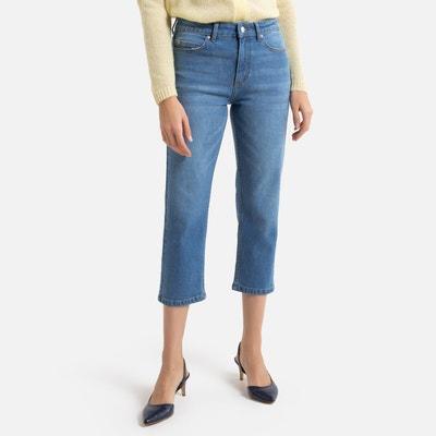 Rechte verkorte jeans Rechte verkorte jeans LA REDOUTE COLLECTIONS