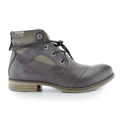 comparer les prix chaussures de tempérament offrir des rabais Bunker boots | La Redoute