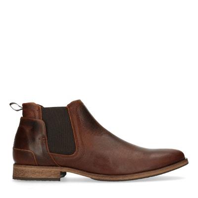 cd689000464 Chelsea boots en cuir SACHA
