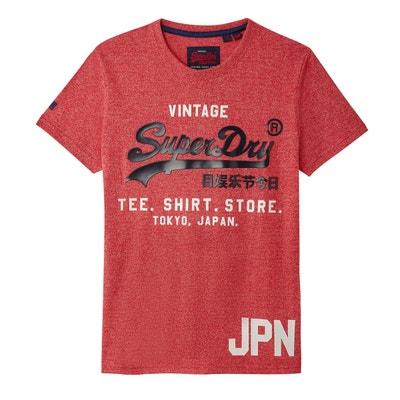 76adac09 T-shirt col rond Duo T-shirt col rond Duo SUPERDRY