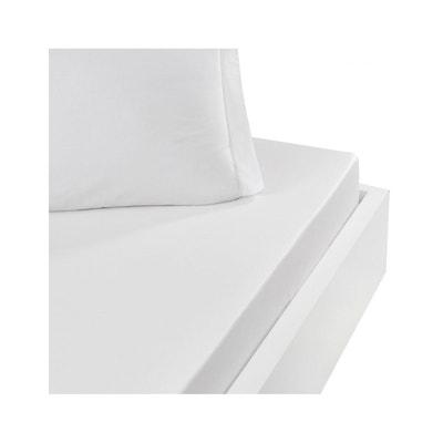 drap housse 90x190 100/% coton Bonnet 30 Cm