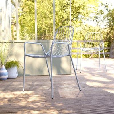 Salon de jardin - Table, chaises Tikamoon en solde   La Redoute