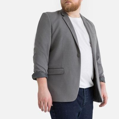 02227d6b977e Veste blazer droite Veste blazer droite CASTALUNA FOR MEN