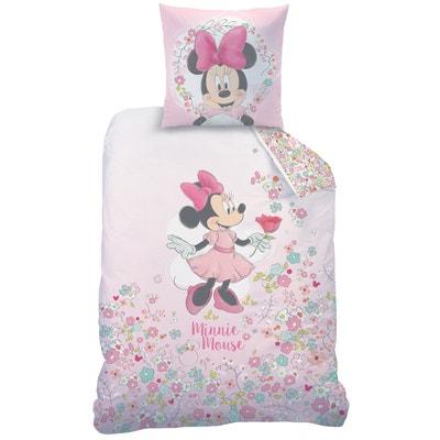 Linge De Lit Enfant Minnie Mouse En Solde La Redoute