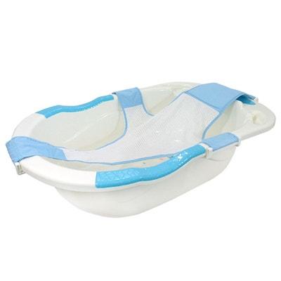 bed96ad4fa Baignoire bébé évolutive avec hamac de bain + Grip + Vidange Baignoire bébé  évolutive avec hamac