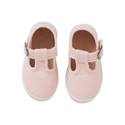 f168cd4270017 Sandales salomés bébé fille premiers pas Sandales salomés bébé fille  premiers pas VERTBAUDET