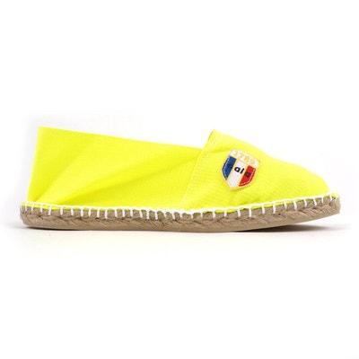 thésaurisation comme une denrée rare Nouveaux produits quantité limitée Chaussures jaune fluo | La Redoute