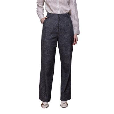 En La De Galles Redoute Solde Prince Pantalon Femme FwBqx4CB7