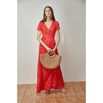 meilleure qualité pour prix officiel personnalisé Robe longue femme NATHAEL | La Redoute