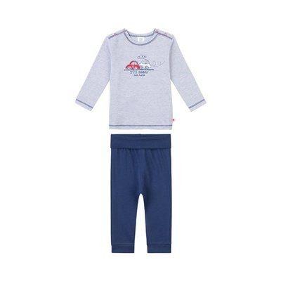 a9f00247eb5bb Sanetta Pyjama rayé Voitures pyjama bébé tenues de nuit bébé SANETTA