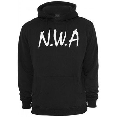 41534df09d02 Sweat Capuche NWA Straight Outta Compton x Mister Tee Noir Sweat Capuche  NWA Straight Outta Compton