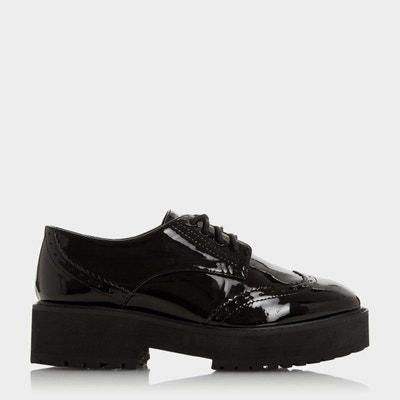 544d68651f7e Chaussures Richelieu à semelles épaisses - GALLO HEAD OVER HEELS BY DUNE