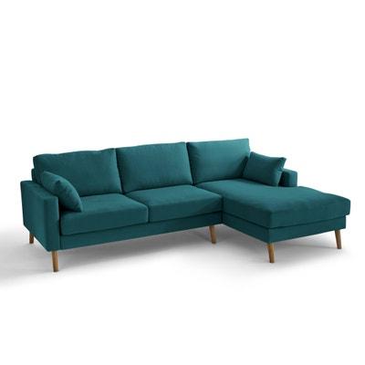 Hoekcanapé, vast model, Stockholm, uitstekend comfort Hoekcanapé, vast model, Stockholm, uitstekend comfort LA REDOUTE INTERIEURS