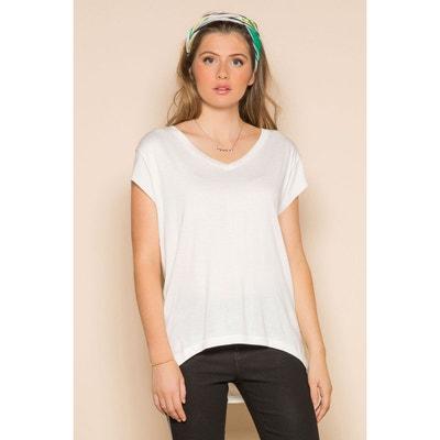 fb5cad1302d4d T-shirt fluide à manches courtes SWEET DEELUXE