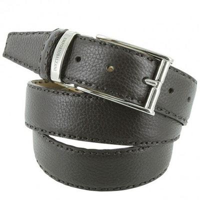 310a0c6c0662 ceinture en cuir buffle ceinture en cuir buffle EMPORIO BALZANI