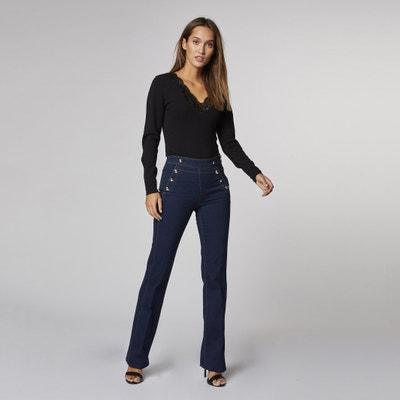 72063da49ce Купить женские джинсы буткат по привлекательной цене – заказать ...