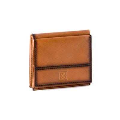 363c333554 Portefeuille pour homme en cuir avec porte-monnaie extérieur et porte-cartes  de crédit