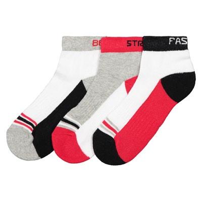 45ada2f52ad Lot de 3 paires de socquettes sport 23 26-39 42 Lot de. LA REDOUTE  COLLECTIONS
