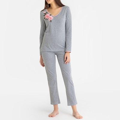 27f8816441146 Pyjama détail broderie Pyjama détail broderie ANNE WEYBURN