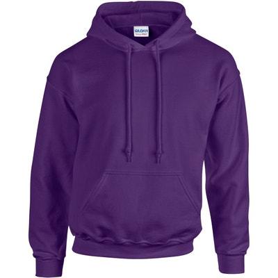 Sweat violet homme | La Redoute