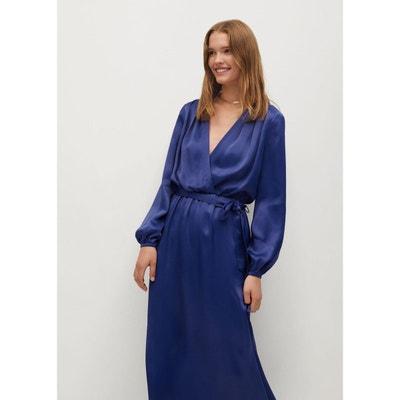 Robe Bleu Marine Mariage La Redoute