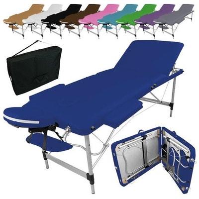 Table de massage, table de massage pliante   La Redoute