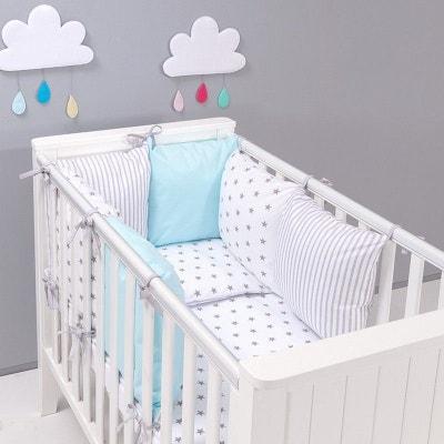 Tour de lit bebe complet en solde | La Redoute
