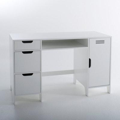 bureau blanc la redoute. Black Bedroom Furniture Sets. Home Design Ideas