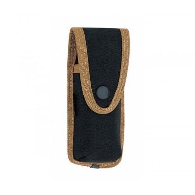 Etui Ceinture reglable en Cordura Noir Pielcu - pour Couteau pliant de 13  et 14 cm e2e4877d4db