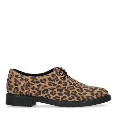 a7934dfe02b51a Chaussures à lacets en cuir SACHA