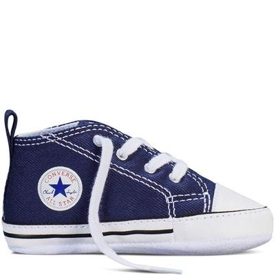 88f3adf0477fe Baskets hautes FIRST STAR HI CANVAS Baskets hautes FIRST STAR HI CANVAS  CONVERSE