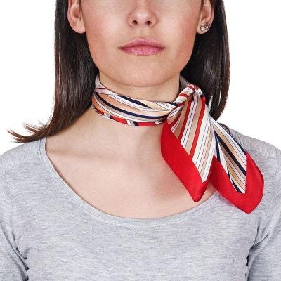 qualité incroyable plutôt cool la clientèle d'abord Carre de soie foulard   La Redoute