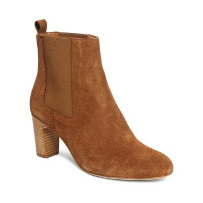 637e0459cf8d7a Boots, bottines femme Anthology paris   La Redoute