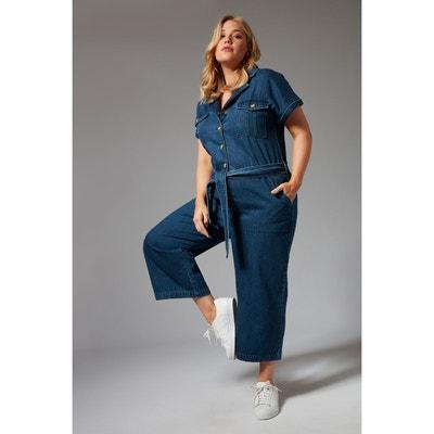 3106196c8b3ff5 Pantalon femme grande taille - Castaluna | La Redoute
