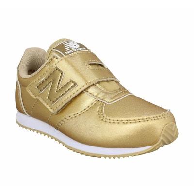 Basket New Balance lacets KV220 Gold