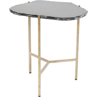 Table Marbre Ovale La Redoute