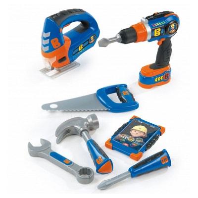 Coffret d'outils de Bricolage Bob le bricoleur Coffret d'outils de Bricolage Bob le bricoleur SMOBY