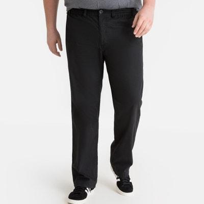 Rechte broek met elastische taille Rechte broek met elastische taille LA REDOUTE COLLECTIONS PLUS