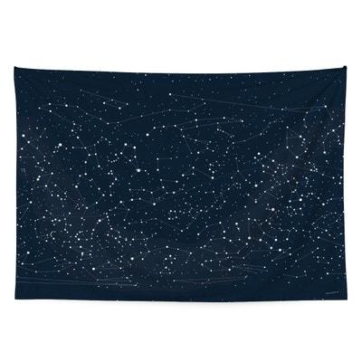 Tête de lit tenture décorée par un artiste MY QUINTUS f592f804f7c7