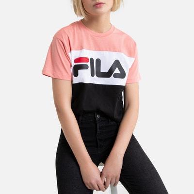 T shirt col rond talita tee ss blanc Fila | La Redoute