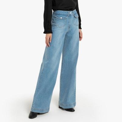 Conception innovante e3fb6 f45b7 Veste en jean loose femme | La Redoute