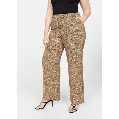 c9add7f5b741f7 Pantalon droit femme grande taille - Castaluna   La Redoute
