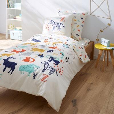 Linge de lit enfant la redoute - La redoute housse couette enfant ...