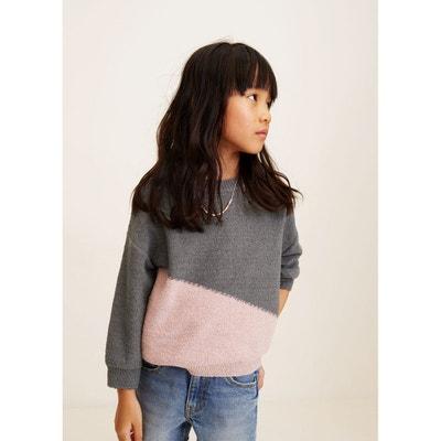 e825c1253e33 Pull fille - Vêtements enfant 3-16 ans en solde   La Redoute