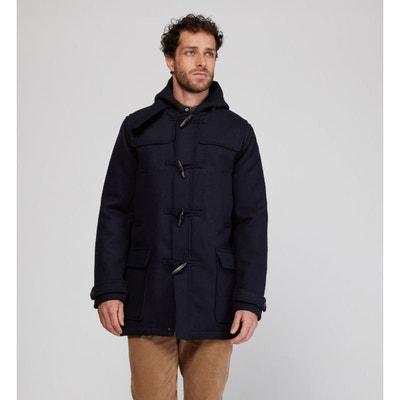 Duffle coat laine   La Redoute