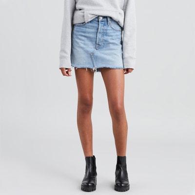 d248587e Blue skirt | La Redoute