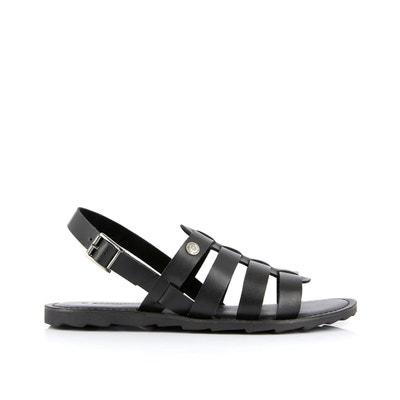 Disa Leather Sandals Disa Leather Sandals LES TROPEZIENNES PAR M BELARBI